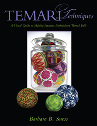 New book on Temari Techniques
